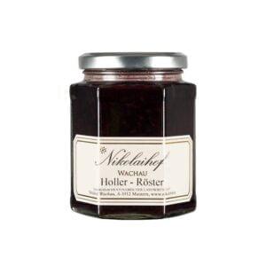 Nikolaihof Elderberry Jam
