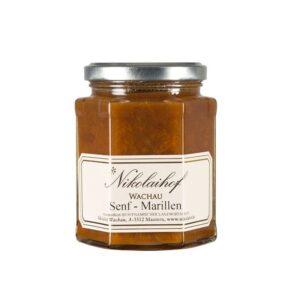 Nikolaihof Mustard Apricots 300g