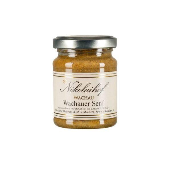 Nikolaihof Original Wachauer Mustard (spicy) 150ml