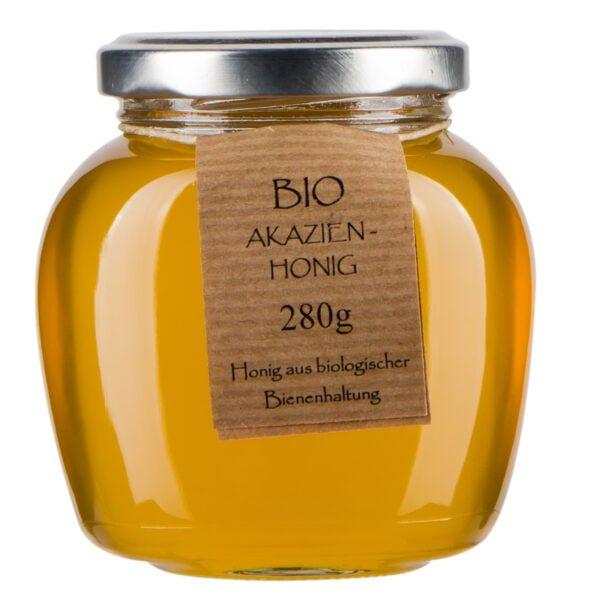 Acacia Honey - Organic Honey Farm Loidl 280g