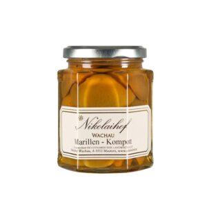 Nikolaihof Stewed Apricot 260g