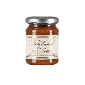 Nikolaihof Mustard-Quince 0,15l
