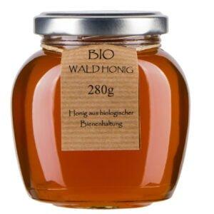 Wild Honey - Organic Honey Farm Loidl 280g