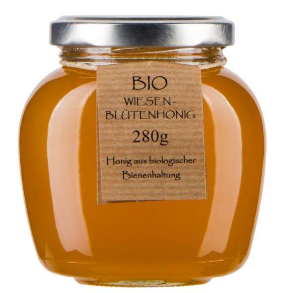 Meadow Blossoms Honey - Organic Honey Farm Loidl 280g