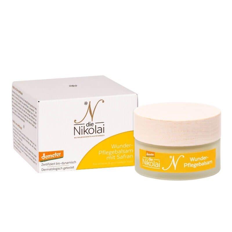Antioxidative Intensiv-Pflege für trockene Haut