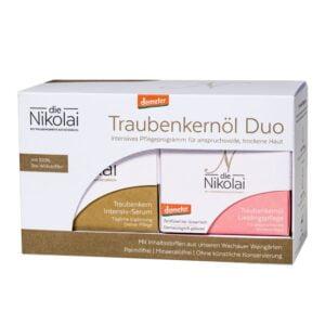 Traubenkernöl Duo Box