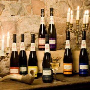 Selected Nikolaihof Wine and Mitbringsl Variation