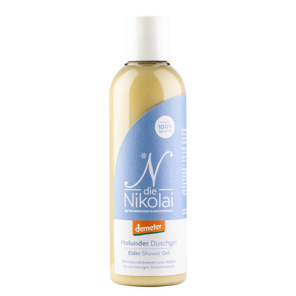 Holunder Duschgel und Shampoo