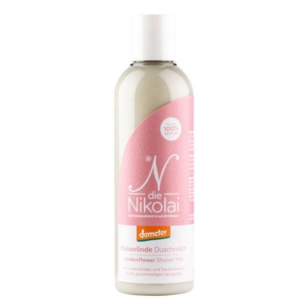 Lindenflower Shower Milk